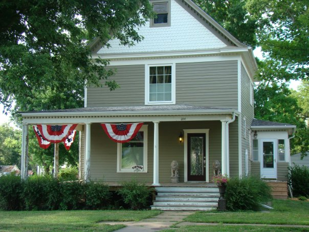 Waterville Ks Bed And Breakfast