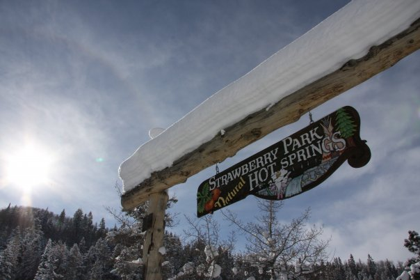 3. Strawberry Park Hot Springs (Steamboat Springs)