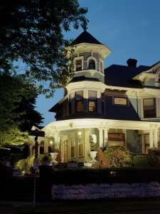 6. Lion and the Rose Victorian Bed & Breakfast Inn