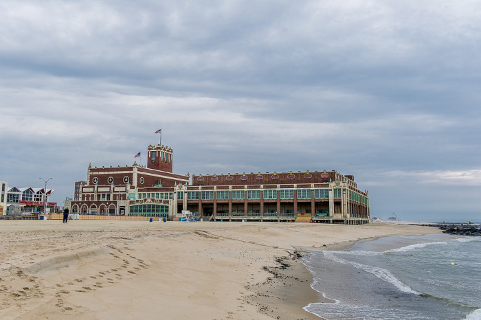 The Paramount Theater and Asbury Park Convention Hall are architecturally stunning.