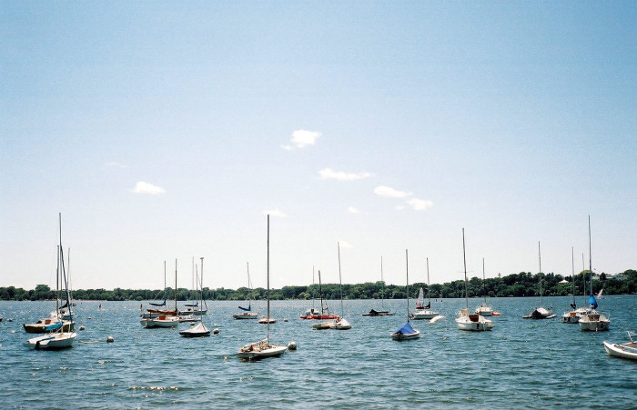 3. Minnesota has one recreational boat per every six people; that's 909,528 boats, more than the population of South Dakota (and North Dakota).