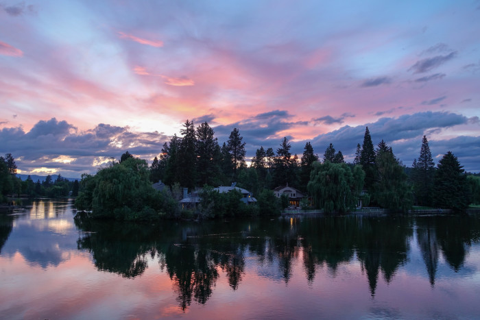 9. Best city for outdoorsy folks: Bend