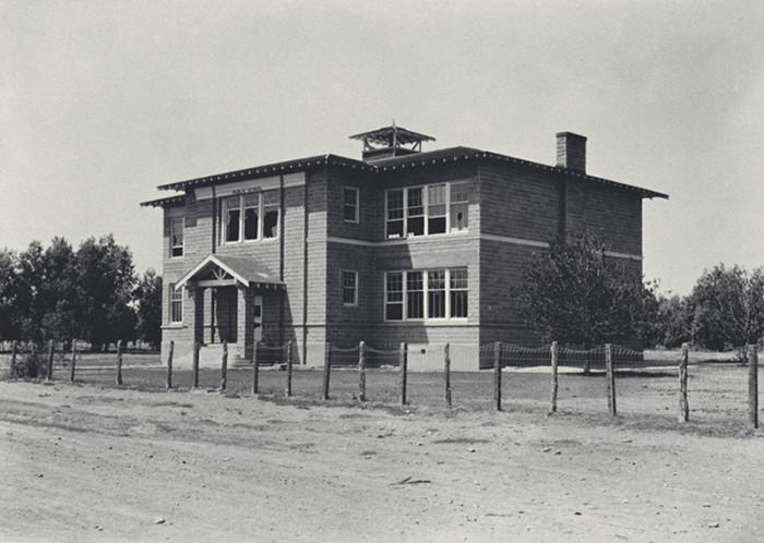 2. Abandoned St. Thomas School House - St. Thomas, NV