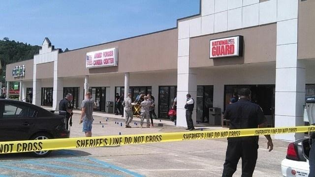 1) A Deadly Chattanooga Shooting