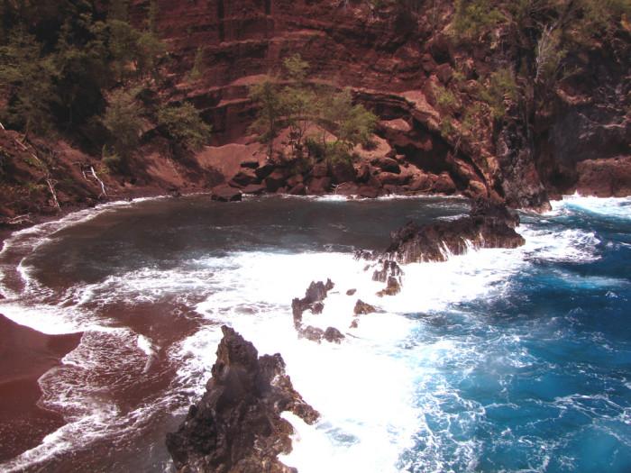 2) Hana, Maui
