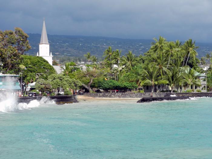 2) Kailua-Kona