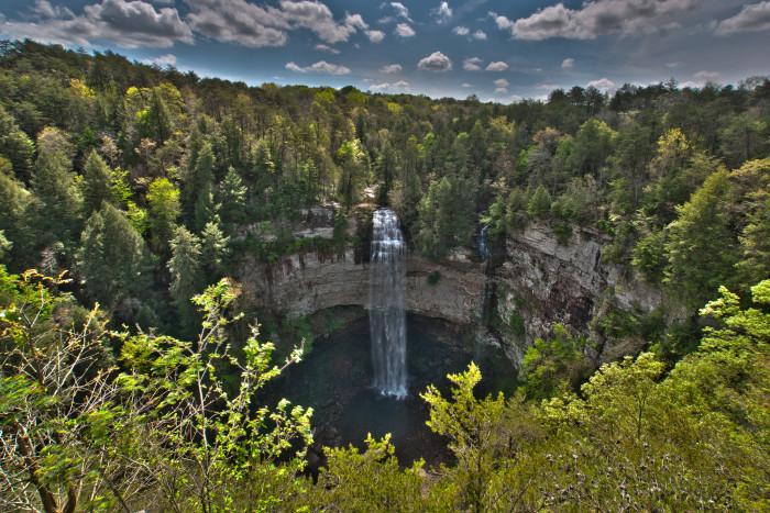2) Take a hike to Fall Creek Falls