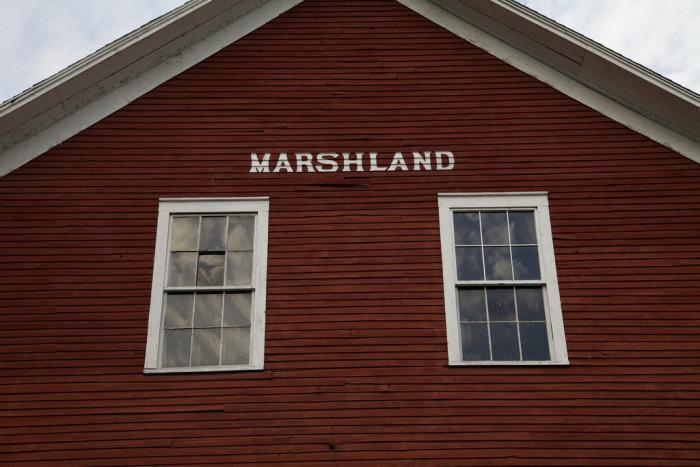 2.  The Quechee Inn at Marshland Farm, Quechee.