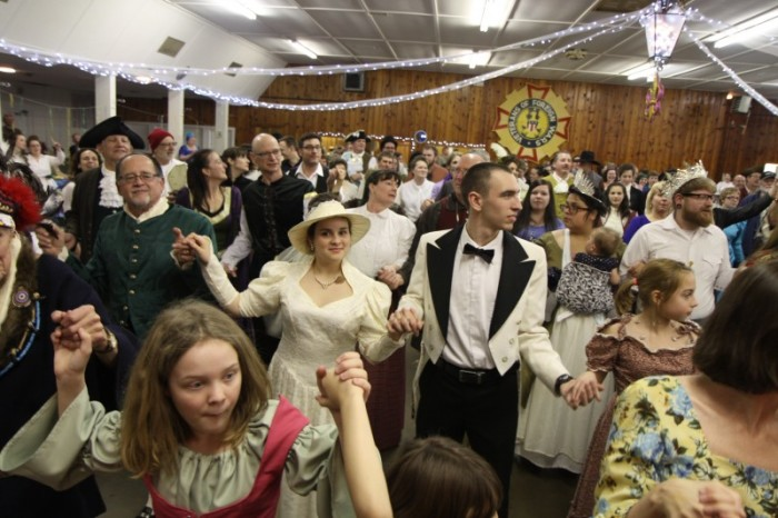 2.Attend the Queen's Ball in Ste. Genevieve.