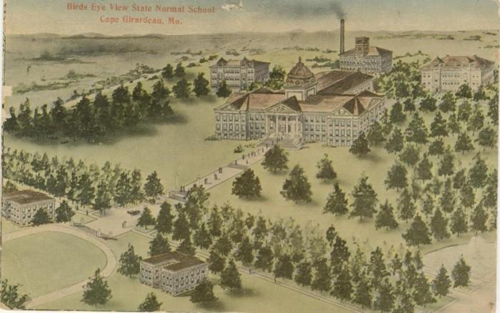 2. Academic Hall, Cape Girardeau