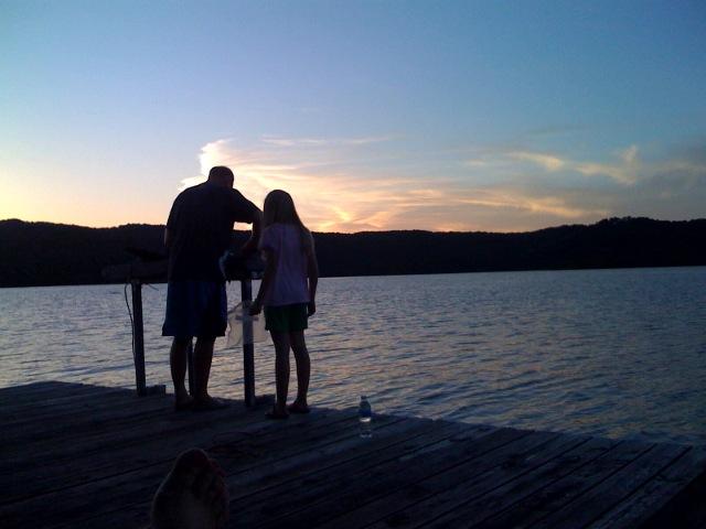 2.Table Rock Lake