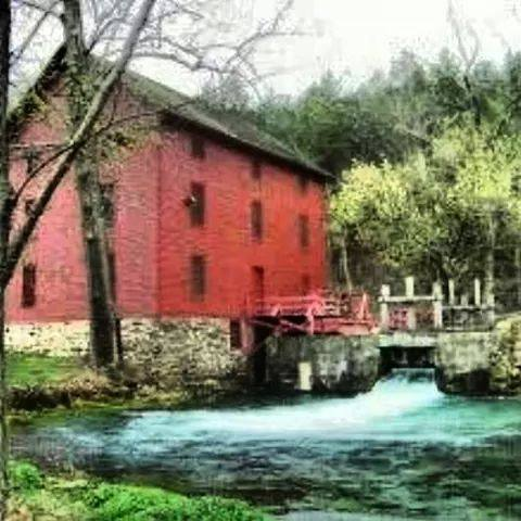 2.3. Alley Spring Mill