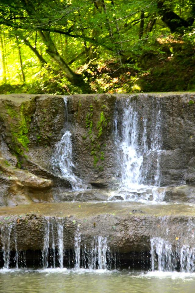 2. This charming waterfall in Warren County is the epitome of picture perfect.