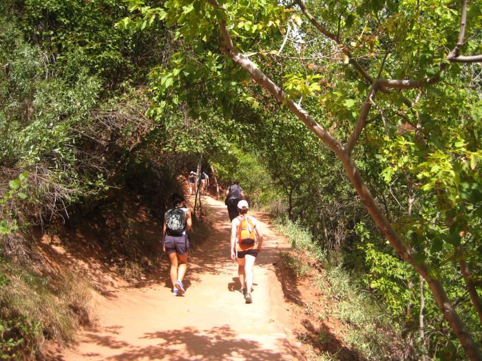 2. Great Hiking