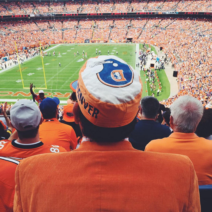 5. Broncos fans fork over an average $250 a ticket to see their beloved team play during the regular fall season.