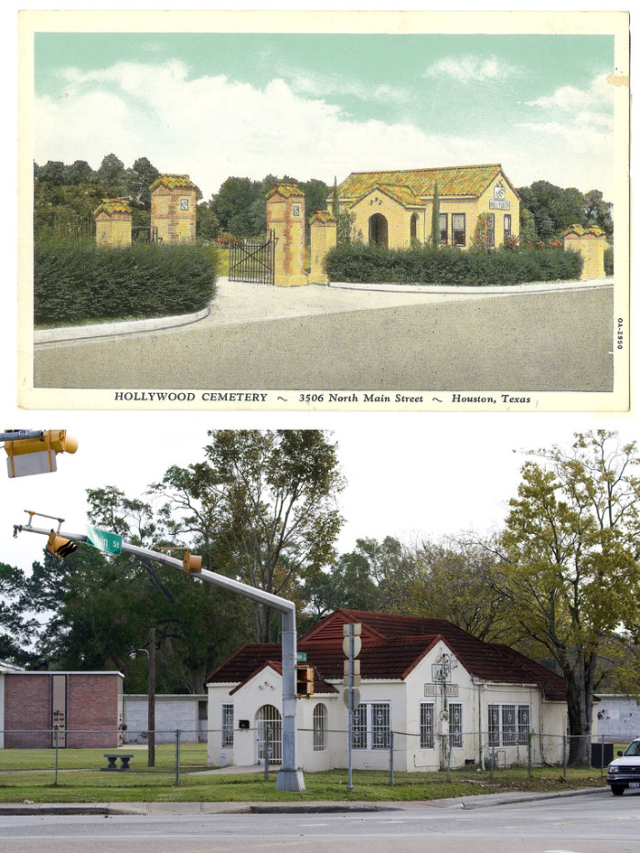 10. Hollywood Cemetery (Late 1900s & 2007)