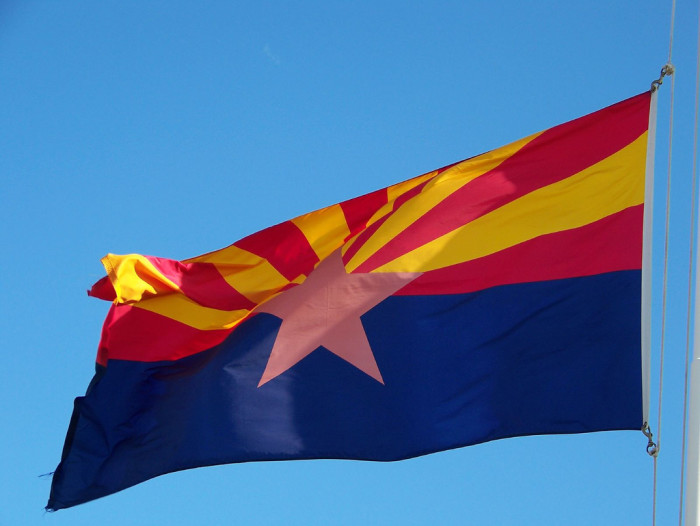 6. Our governor announced plans to rebrand Arizona to fix up some of our image problems from years past.