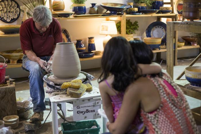 19) Attend a Sugarloaf Craft Festival.