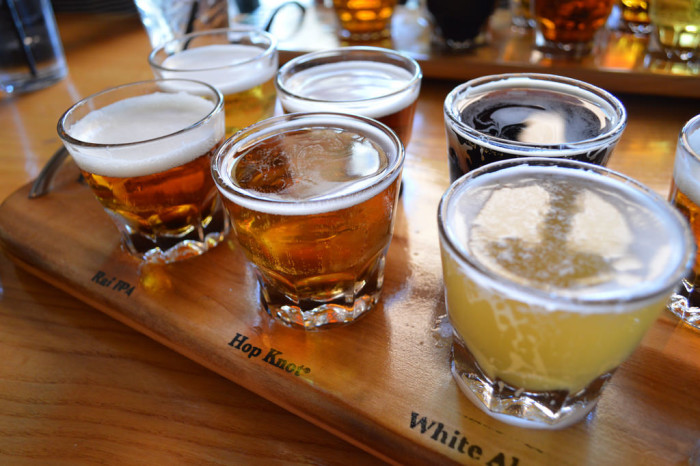 5. Craft beers are amazing and award-winning.