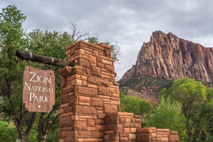 4. Zion National Park