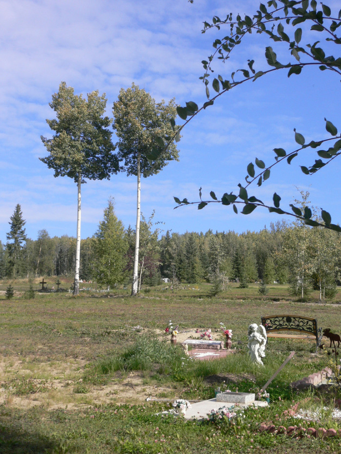 5) Birch Hill Cemetery, Fairbanks
