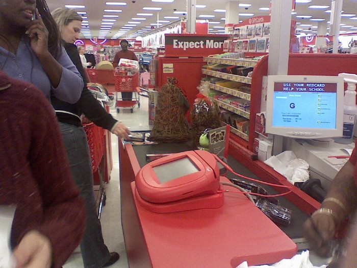 15. You were rude to the clerk while Christmas shopping.