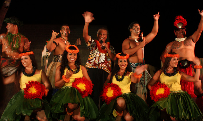 22) Check out a luau.