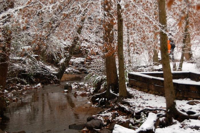 4. Sandy Springs, GA - January 19, 2008