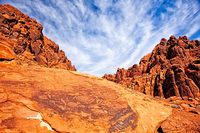 1. Visit Valley of Fire State Park.