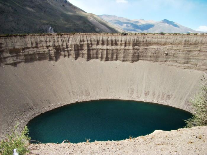 9. Wink Sinkholes (Wink)
