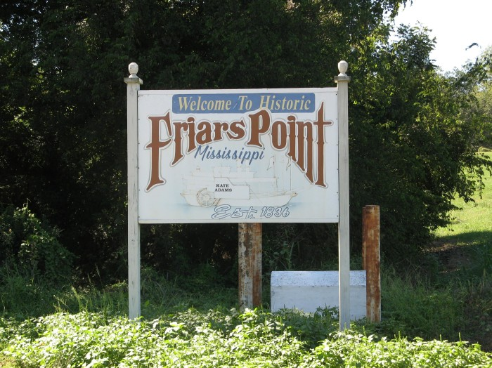 2. Friars Point