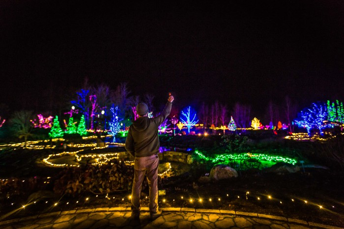 Here Are The 7 Best Christmas Displays In Maine They 39 Re Magical Only In Your State