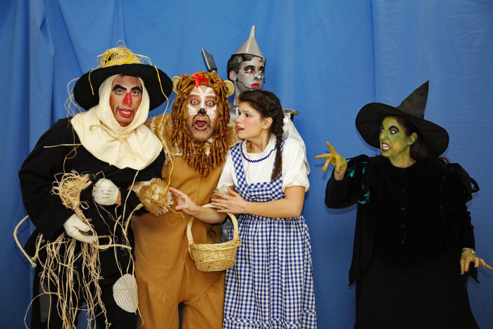 """11. For """"Wizard of Oz"""" to be re-written."""