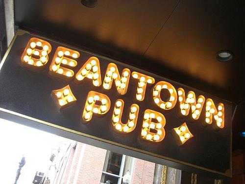 "13. We never call Boston ""Beantown""."