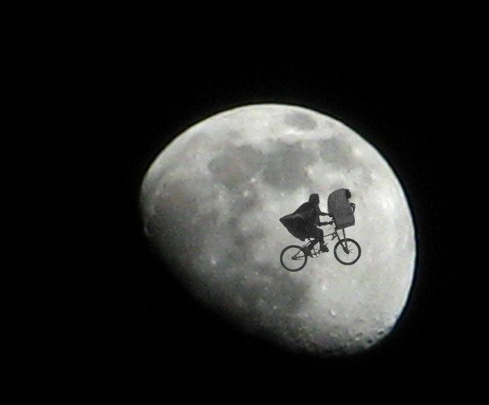 13. The 80s brought us the hit film E.T. The Extra-Terrestrial...