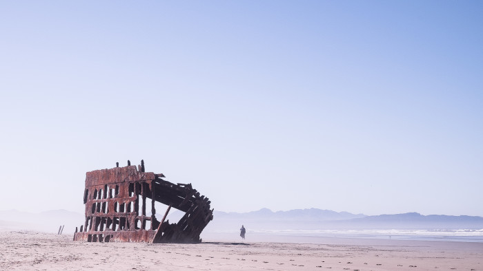 2. Peter Iredale