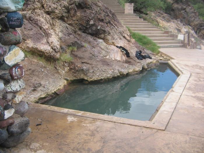 3. Hot springs