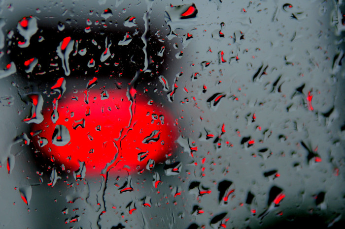 6. Speaking of rain, driving at all in the rain can be a pretty risky endeavor.