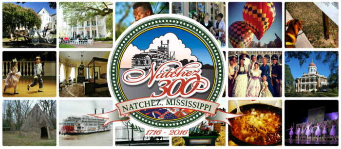 2. Celebrate a Natchez milestone.