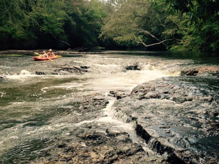 2. Seminary Falls