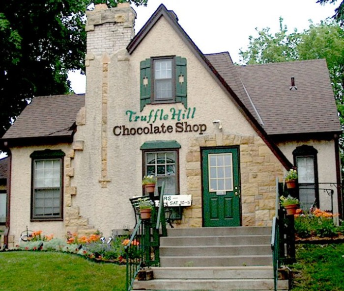 22. Truffle Hill Chocolates, Excelsior.