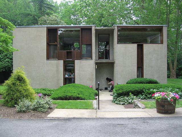 1. Esherick House, Chestnut Hill, Philadelphia