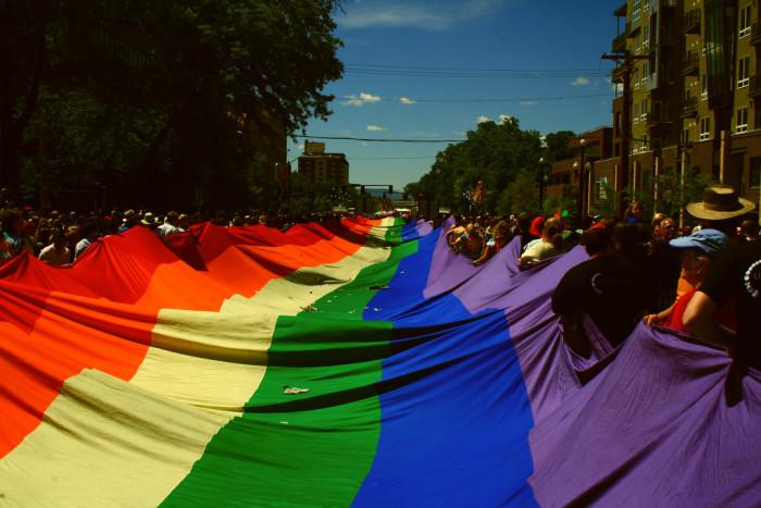 11. June: Be proud in Salt Lake City.