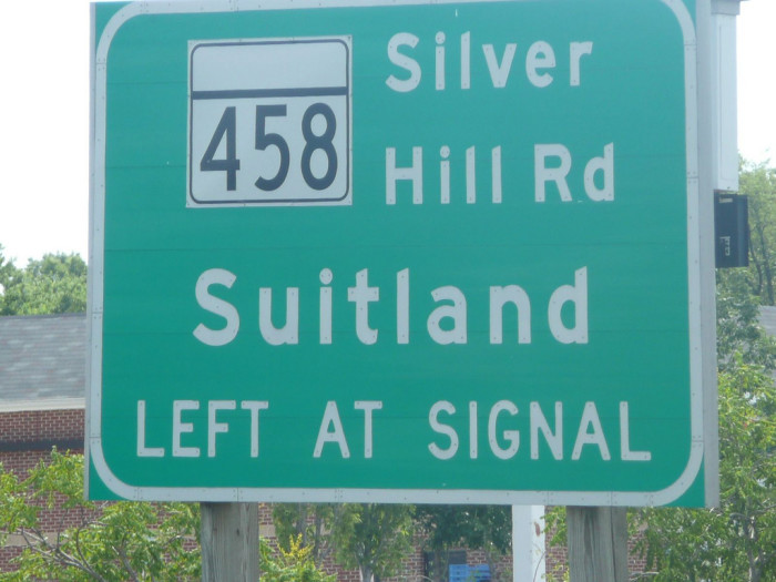 7) Suitland