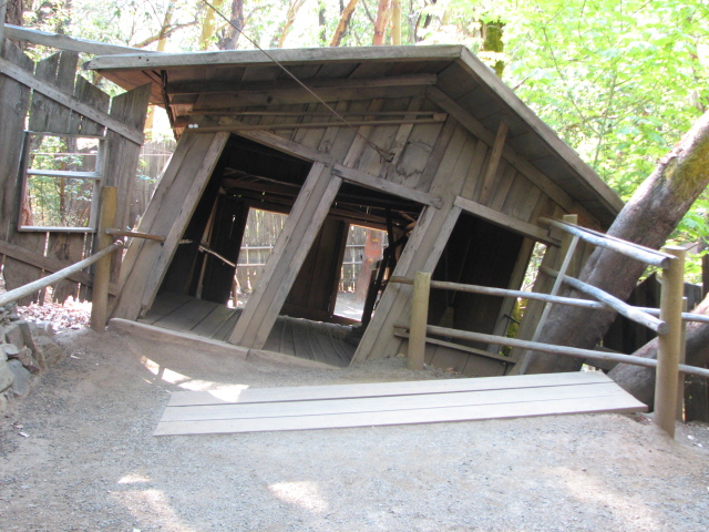 10. The Oregon Vortex and House of Mystery