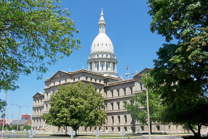 8) Explore our state's Capitol Building.