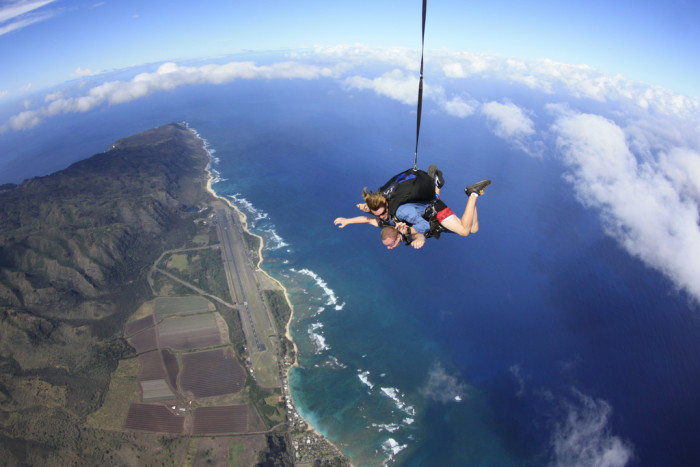 27) And most importantly, take risks and step - or jump - outside of your comfort zone.