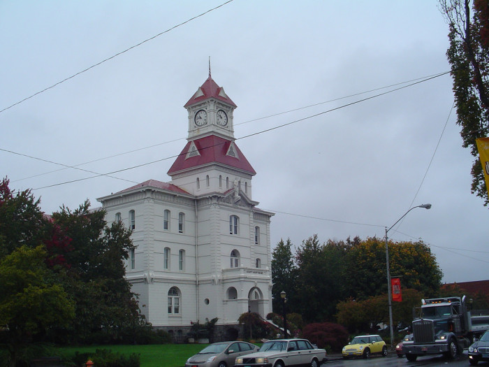 7. Best place to find a job: Corvallis