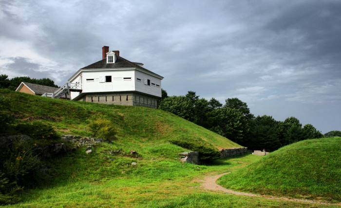 12. Fort McClary State Park, Kittery Point