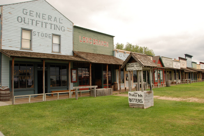 7. Dodge City